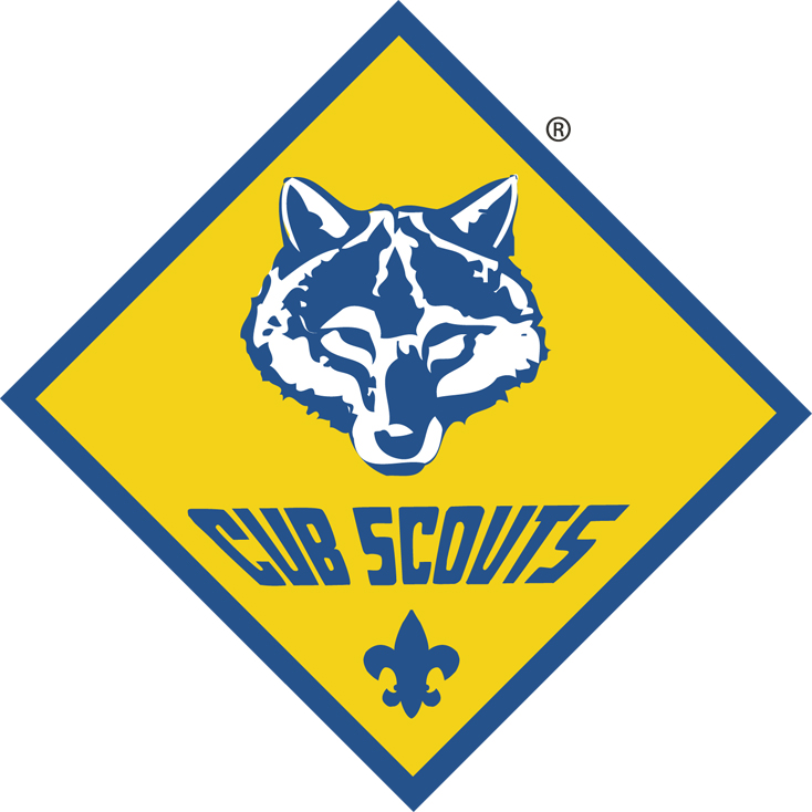 boy scouts symbol. Scout this year.